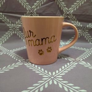 Indigo Fur Mama Mug